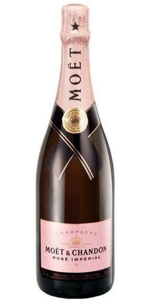 Moët & Chandon Brut Imperial Rosé Champagne